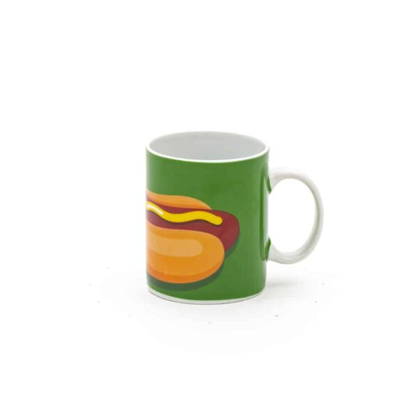 Mug in porcellana Hot Dog