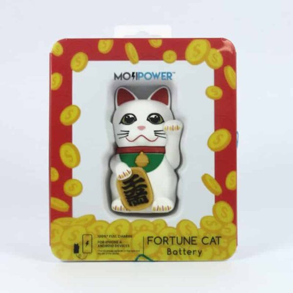 Power Bank Fortune Cat