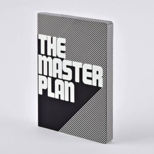 Nuuna Notebook The Master Plan