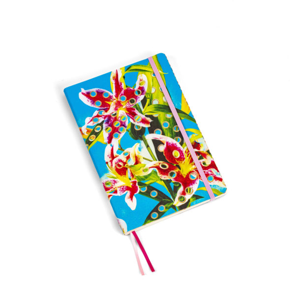 Notebook grande Flowers with Holes