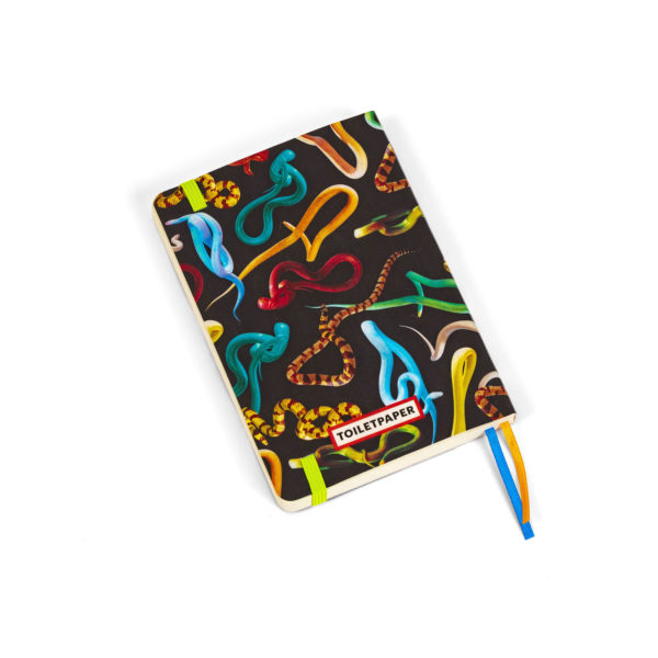 Notebook piccolo Snakes