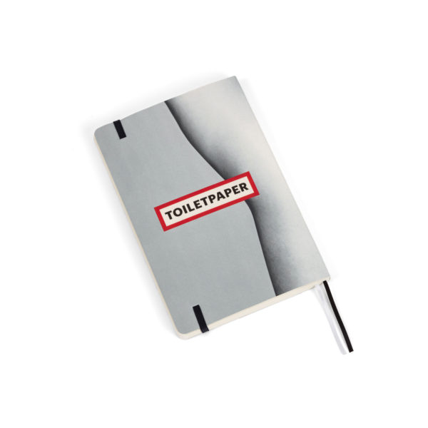 Notebook grande Two of Spades